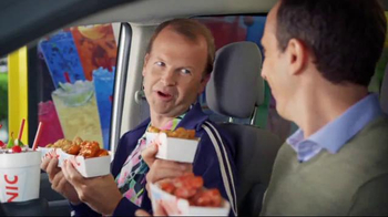 Sonic Drive-In BOGO Wing Night TV Spot, \'Can\'t Choose\'