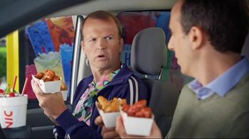 Sonic Drive-In BOGO Wing Night TV Spot, 'Can't Choose' - Thumbnail 4