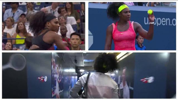Chase Mobile App TV Spot, \'Serena Williams Moves Forward\'