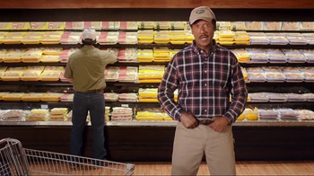 Sanderson Farms Chicken TV Spot, 'The Truth About Chicken: Supermarket' - Thumbnail 1
