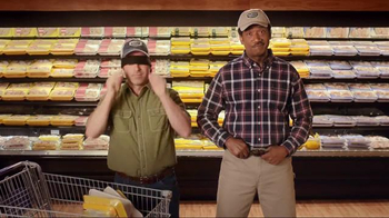 Sanderson Farms Chicken TV Spot, 'The Truth About Chicken: Supermarket' - Thumbnail 7