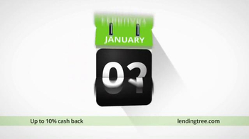 LendingTree TV Spot, '10 Percent Cash Back Credit Card'