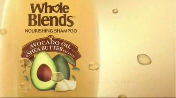 Garnier Whole Blends Avocado Oil & Shea Butter TV Spot, 'Nourishing Care' - Thumbnail 4