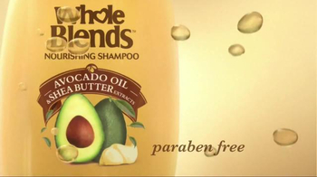 Garnier Whole Blends Avocado Oil & Shea Butter TV Spot, 'Nourishing Care' - Thumbnail 5
