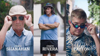NFL Ticket Exchange TV Spot, 'Lesson' Featuring Mike Shanahan, Ron Rivera