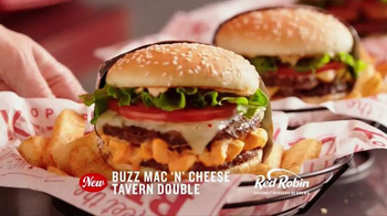 Red Robin TV Spot, 'Cheese Craving'