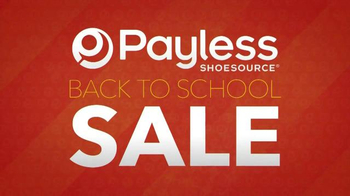 Payless Shoe Source Back to School Sale TV Spot, 'Blow Your Mind'