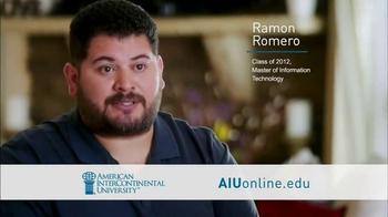 American InterContinental University TV Spot, 'The Edge'