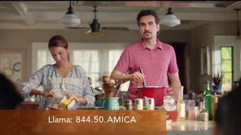 Amica Mutual Insurance Company TV Spot, 'Para la familia' [Spanish]