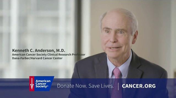 American Cancer Society TV Spot, 'Research Story'