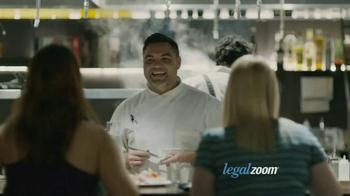 Legalzoom.com TV Spot, 'Chef'