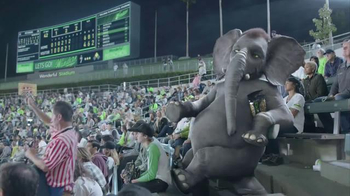 Wonderful Pistachios TV Spot, \'Ernie at the Ball Game\'