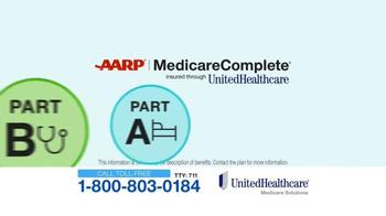 UnitedHealthcare AARP MedicareComplete TV Spot, 'Enrollment'