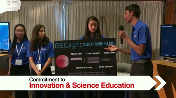 Toshiba TV Spot, 'Exploravision: Engaging Students in STEM'