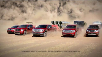 Nissan Year of the Truck & SUV Event TV Spot, 'Any Terrain' - Thumbnail 3