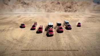 Nissan Year of the Truck & SUV Event TV Spot, 'Any Terrain' - Thumbnail 4