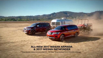 Nissan Year of the Truck & SUV Event TV Spot, 'Any Terrain' - Thumbnail 5