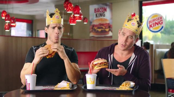 Burger King Bacon King TV Spot, 'The Tour'