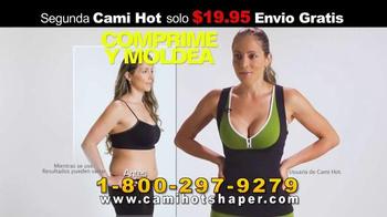 Hot Shapers Cami Hot TV Spot, 'Suda más' [Spanish]