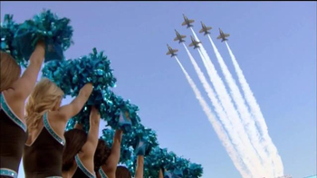 USAA TV Spot, 'Salute to Service: Part of the NFL Experience'