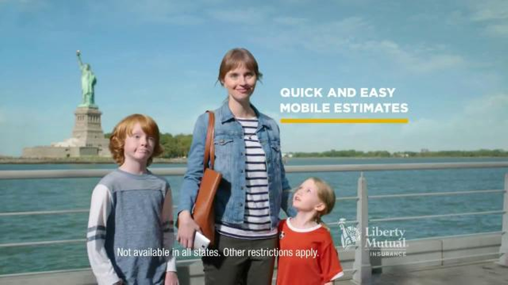 Liberty Commercial Actresses | liberty mutual tv ...