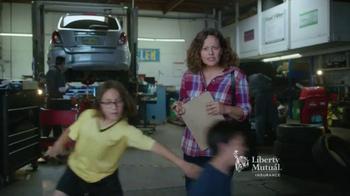 Liberty Mutual Mobile Estimates TV Spot, 'Quick and Easy'