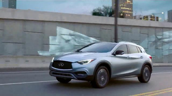 2017 Infiniti QX30 TV Spot, 'For the Driven'