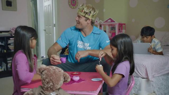 NFL Pink TV Spot, 'Football is Family: The Backup' Featuring Greg Olsen