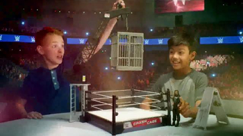 WWE Crash Cage Playset: New Heights thumbnail