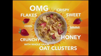 Honey Bunches of Oats With Real Strawberries TV Spot, 'Strawesomeberry'