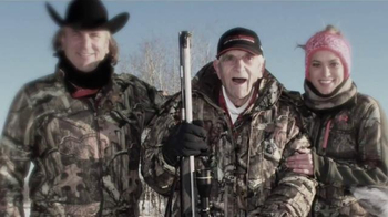 Cabela's TV Spot, 'All for This: Generations' Featuring Jim & Eva Shockley