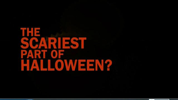 Reese's TV Spot, 'Scary Halloween'