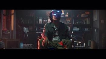 PlayStation VR TV Spot, 'Star Wars: Battlefront Rogue One: X-wing VR'