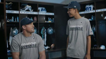 NFL Shop TV Spot, 'Earn Official Gear' Featuring Jason Witten