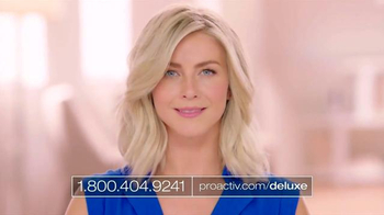 Proactiv+ TV Spot, 'Deluxe Offer' Featuring Julianne Hough