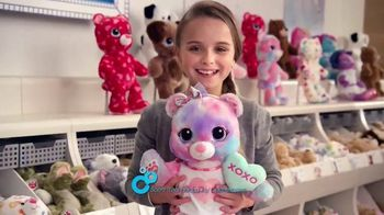 Build-A-Bear Workshop TV Spot, 'Share Your Heart'