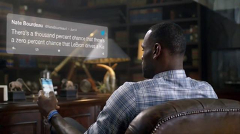 2016 Kia K900 TV Spot, '1,000 Percent' Featuring LeBron James - 498 commercial airings