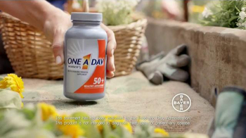 One A Day Women's 50+ Multi-Vitamin TV Spot, 'Healthy Lifestyle' - Thumbnail 8