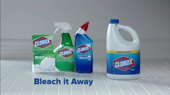 Clorox Bleach TV Spot, 'Bleach It Away: Distance' - Thumbnail 7