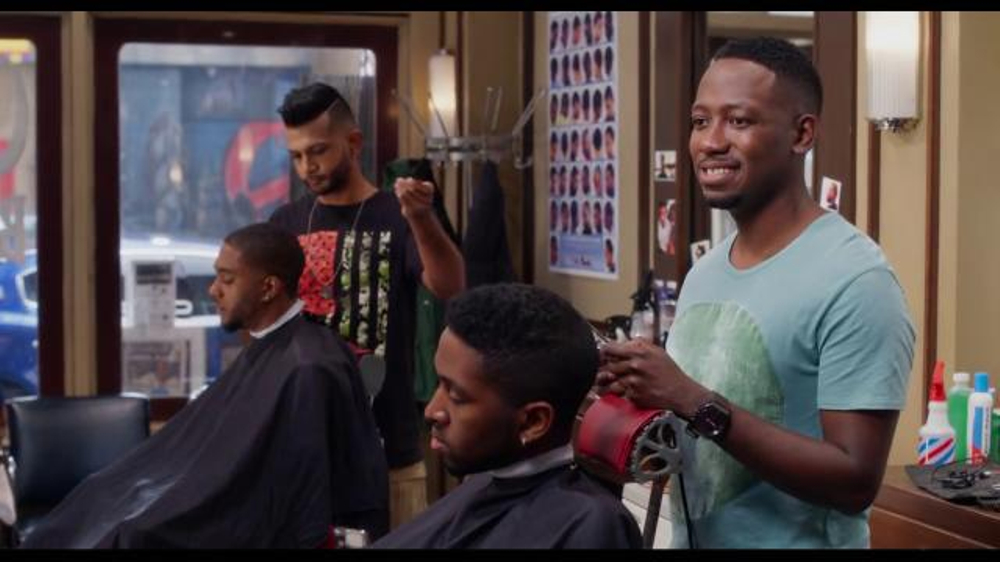 barbershop the next cut tv movie trailer ispottv
