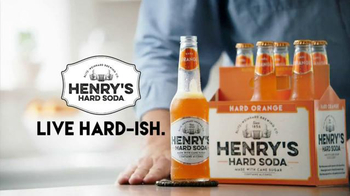 Henry's Hard Orange Soda TV Spot, 'Tomorrow (orange)' - Thumbnail 9