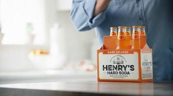Henry's Hard Orange Soda TV Spot, 'Tomorrow (orange)' - Thumbnail 1