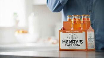 Henry's Hard Orange Soda TV Spot, 'Tomorrow (orange)' - Thumbnail 3