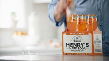 Henry's Hard Orange Soda TV Spot, 'Tomorrow (orange)' - Thumbnail 5