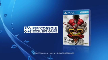 Street Fighter V TV Spot, 'Tap Into It' - Thumbnail 8