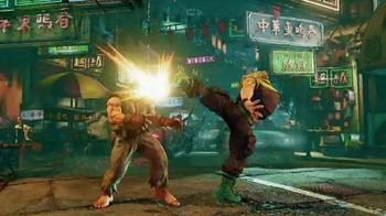 Street Fighter V TV Spot, 'Tap Into It' - Thumbnail 4