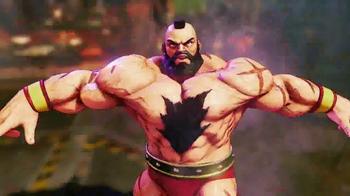 Street Fighter V TV Spot, 'Tap Into It' - Thumbnail 5