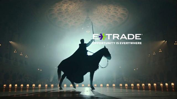 E*TRADE TV Spot, 'Opportunity is Everywhere: Accents' Feat. Kevin Spacey