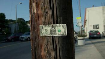 Esurance TV Spot, 'Dollar Bills'