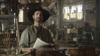DIRECTV TV Spot, 'The Settlers: Privacy' - Thumbnail 2